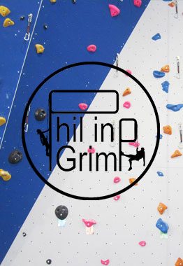 Logo club escalade Phil'in Grimp